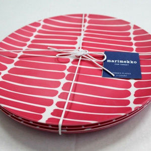 Marimekko Dining - Marimekko x Target 4-Ct Dinner Plates Okariino